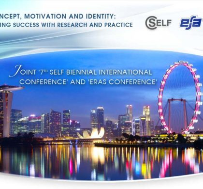 SELF-ERAS Conference 2013